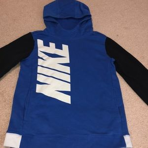 Boys thick hoodie